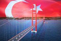 1915 Çanakkale Köprüsü kırmızı beyaza boyanacak