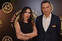 Altın Mimir 45. yaşını yooistanbul'daki yeni evinde kutladı