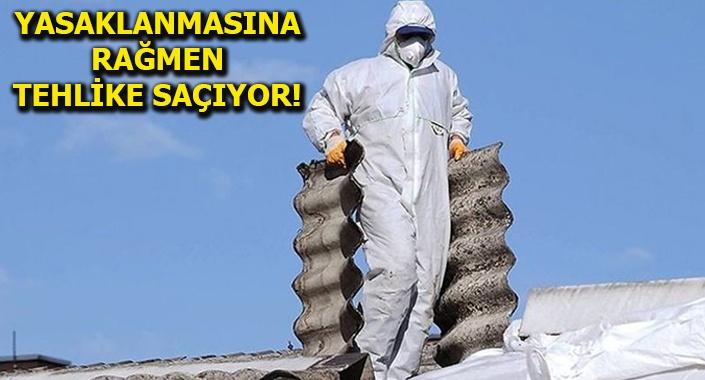 İstanbul'da sadece 7 belediye Asbest Raporu istiyor