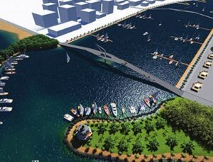 Boğaçay Projesi'ni üstlenen firma 30 dönümlük 2 arsa alacak