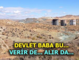 Hazine, Ankara Büyükşehir'e verdiği 519 dönüm arsayı geri aldı