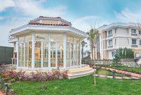 EDDA Mimarlık'tan kış bahçelerinde tasarım trendleri
