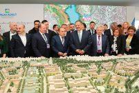 Emlak Konut GYO MIPIM 2018'de Türkiye'de yatırımı anlattı