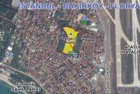 Galatasaray'ın Florya'daki arsası 5 Nisan'da ihaleye çıkıyor