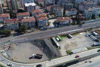 Gebze-Haydarpaşa banliyö hattı havadan görüntülendi