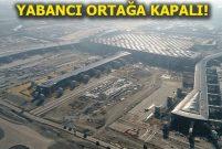 Limak'tan Yeni havalimanı için flaş açıklama
