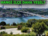 İstanbul'da kişi başına 7.57 metrekare yeşil alan düşüyor
