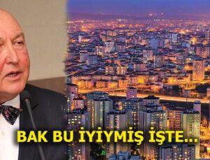 Ahmet Ercan: İstanbul'da 2045'ten önce deprem olmaz