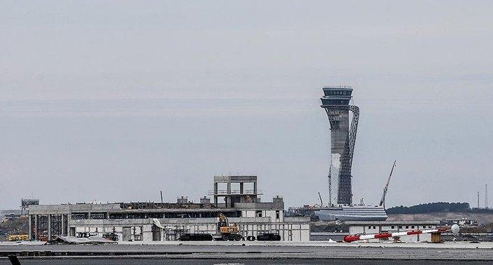 Cumhurbaşkanı Erdoğan perşembe günü yeni havalimanına inecek