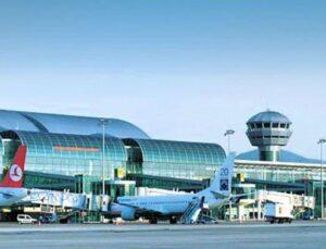 Adnan Menderes Havalimanı'nın apronu iki katına çıkıyor