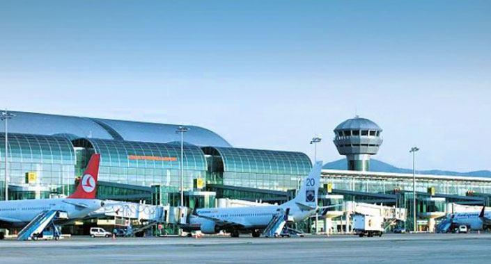 adnan menderes havalimanı ile ilgili görsel sonucu