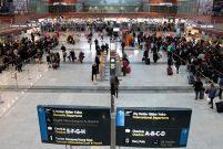 Sabiha Gökçen'den, ilk 2 ayda rekor yolcu artışı