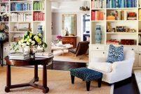 Kitap dekorasyonu ile evinize renk katın
