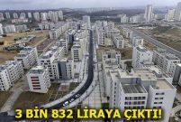 İstanbul'da konut metrekare fiyatı yüzde 113 arttı