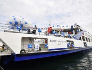İzmir'e yüzen kütüphane geliyor