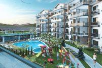 Lake City Bursa'da 229 bin TL'ye 2+1 daire