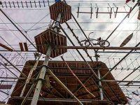 İBB'den Çırpıcı Parkı'nda kiralık macera kulesi!