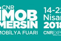 Türk mobilya sektörü, Mersin CNR İMOB Fuarı'nda buluşuyor