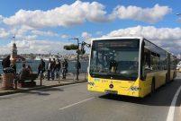 İstanbul'a sürücüsüz otobüs geliyor