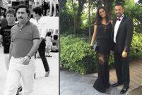 Süreyya Yalçın ve eşi Ozan Baran Pablo Escobar'ın evini aldı