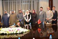 Polatyol Kuveyt'in en büyük projesinde devleri geride bıraktı