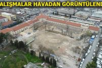 Rami Kışlası Türkiye'nin en büyük kütüphanesi olacak