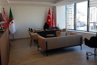 Kayı İnşaat THY'nin Cezayir'deki ofis inşaatını tamamladı