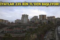 TOKİ KuzeyKent projesinde 407 konutu satışa çıkardı