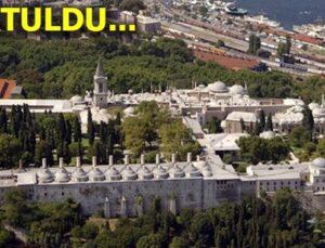 Topkapı Sarayı'nın imar kararı iptal edildi