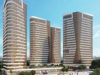 Uplife Kadıköy'de 596 bin TL'ye 1+1 daire