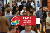 41. Yapı Fuarı Turkeybuild İstanbul 8 Mayıs'ta TÜYAP'ta