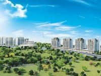 3. İstanbul projesinin 1.etap ticari ünitelerine yoğun talep
