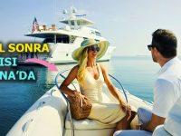 Adana Yumurtalık Yat Limanı 305 tekne kapasiteli olacak