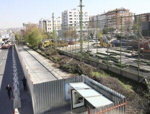 AKM-Kızılay metro hattı çalışmaları sürüyor