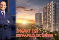 DKY İnşaat 5 milyar TL'lik proje hazırladı