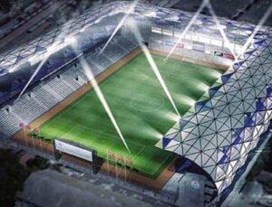 İzmir Alsancak Stadı yeni sezonda hazır olacak