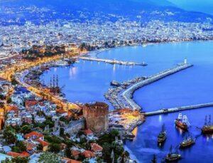 Antalya Kepez'de 63.7 milyon TL'ye satılık 5 arsa