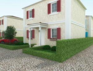 Bademli Taş Evleri'nde fiyatlar 550 bin TL'den başlıyor