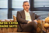 Bakyapı'dan Bursa'ya 1 milyar 450 milyon TL'lik yatırım
