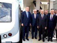 Başkentray hizmete açıldı, 24 Nisan'a kadar ücretsiz