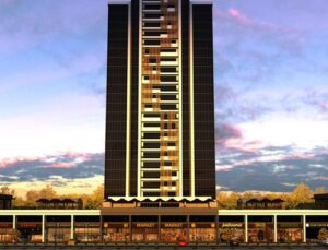 Bellis Kule'de fiyatlar 465 bin TL'den başlıyor