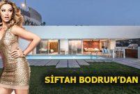 Hadise Novron Yalıkavak 55'ten 10 milyon TL'ye villa aldı