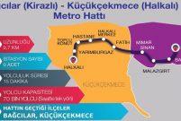 İBB Kirazlı-Halkalı hattının vagonları için ihaleye çıkıyor
