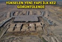 İstanbul Yeni Havalimanı inşaatında son durum