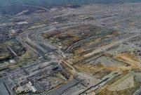 İstanbul Yeni Havalimanı'ndan son görüntüler