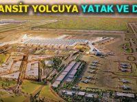 İstanbul Yeni Havalimanı'na 6 bin metrekarelik Lounge