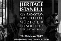 Heritage İstanbul Fuarı ve Konferansı 12 Nisan'da başlıyor
