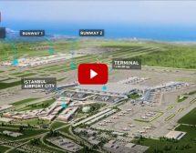 İstanbul Yeni Havalimanı Sky News'e haber oldu