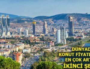 İzmir, gayrimenkulde zirveye oynuyor