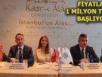 Çengelköy'ün lüks yaşam projesi Kasr-ı Alâ satışa sunuldu